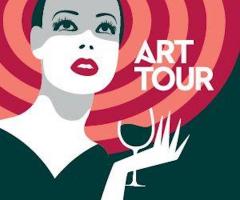 Ontdek Kathart Gallery en andere artistieke plekken tijdens de Art Tour